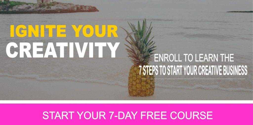 Ignite Your Creativity-CTA