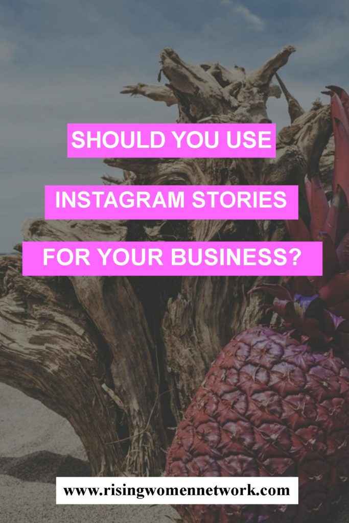 Instagram Stories is an easy way for you to engage with your audience more, show new products, answer questions, and market your business with little effort.
