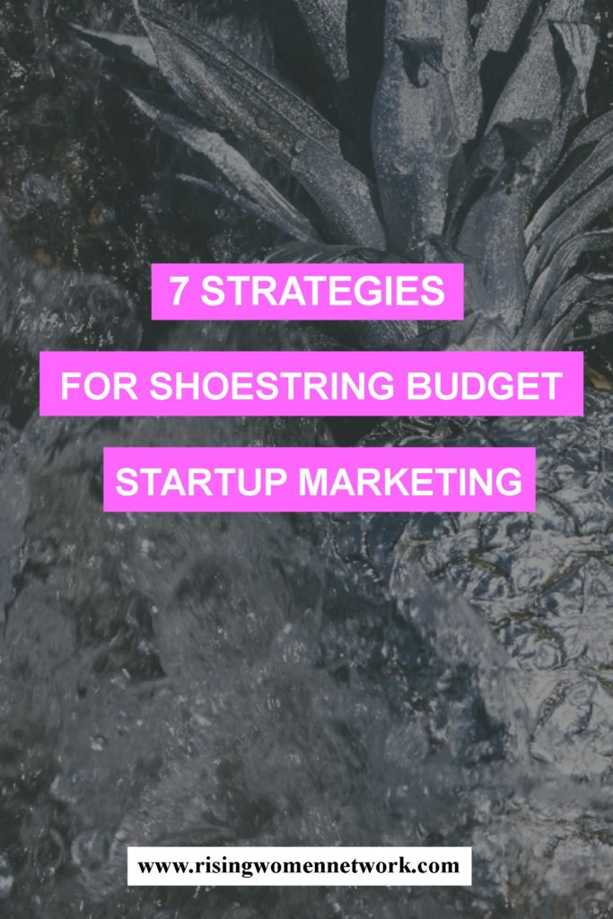 If you don't have enough dough in the bank to pursue an expensive content marketing regime, then try giving some of these creative strategies a whirl.