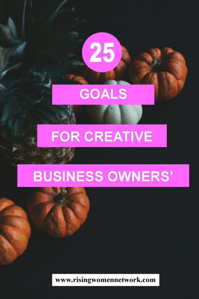 Starting a business can feel very overwhelming and the idea of running that business can be flat out daunting.This list will allow you to be very ambitious.
