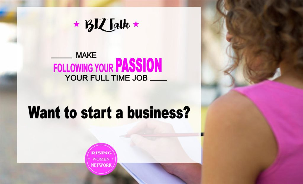 Are thinking about starting a business? I'll be discussing some key strategies that could take you from full-time employee to the full-time entrepreneur.