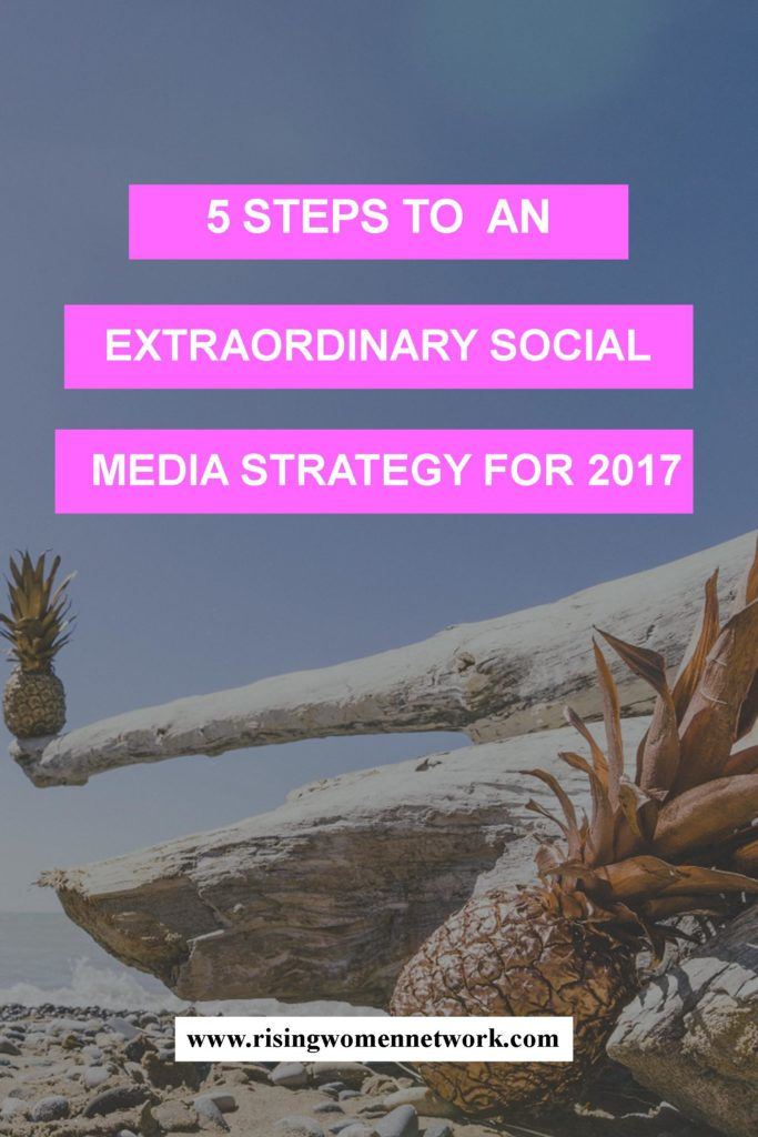 Crafting an effective social media strategy to help you achieve your goals can be a real challenge. Always try to align them with your big company goals.