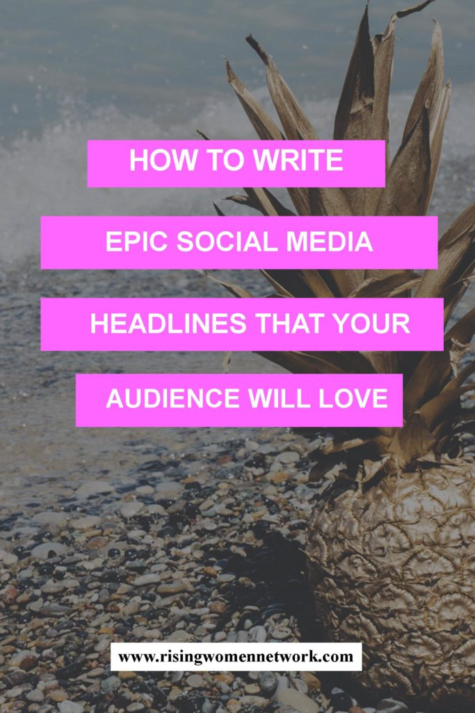 No matter how fantastic, informative, and downright awesome the content you wrote is, none of that will matter if you don't have good headlines.