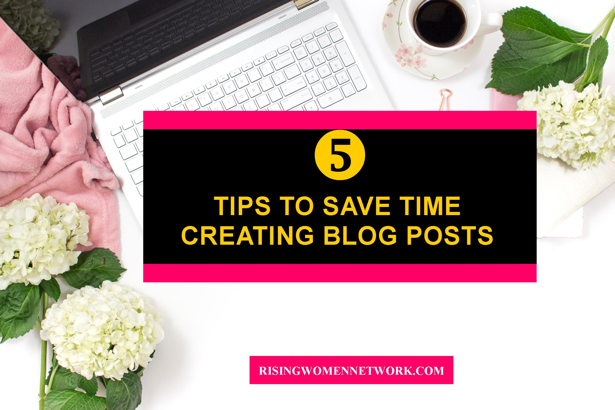 Wherever you're at with your blog, you now have the all tools you need to take it to the next level. We've done the research so you don't have to.