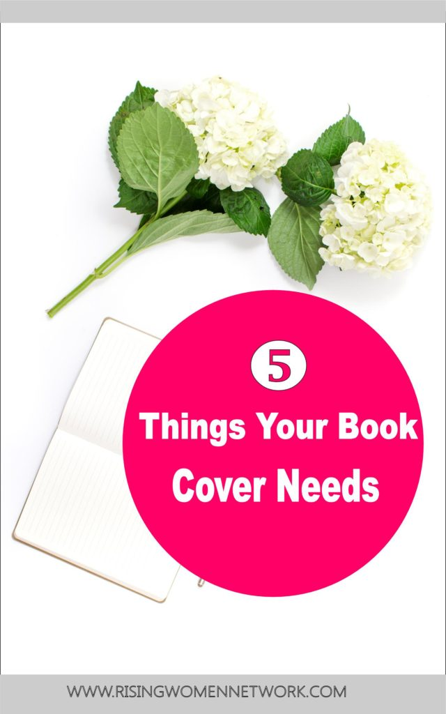 Whether you hire out your design or you do-it-yourself, here are some things to keep in mind as you are creating your book cover.