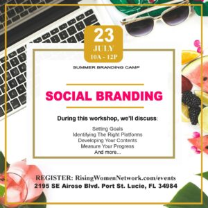 Social branding can increase your brand awareness and brand loyalty. It's about branding your social media in a consistent style people instantly recognize.