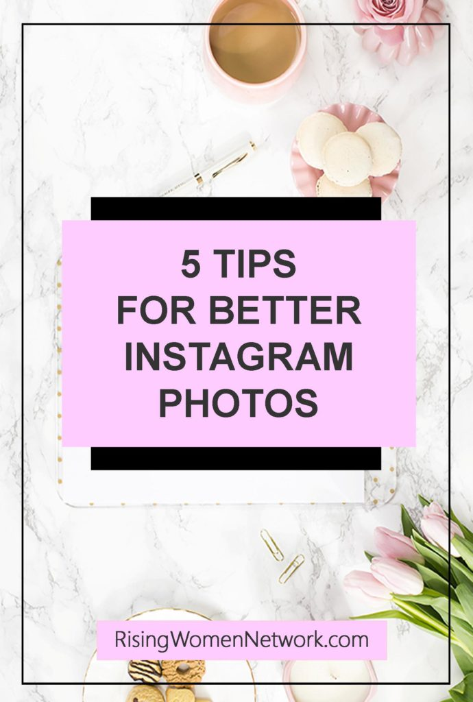 In this post, I'll share a few things that are a must for me when it comes to Instagram photos. And for anyone who wants bright, clear and sharp images.