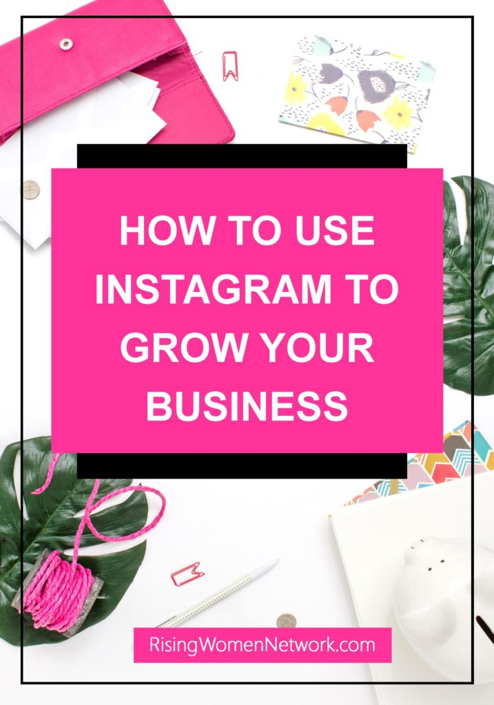 Whether you sell physical products, digital products, or services – if you are a creative entrepreneur, you need to sign up for Instagram.