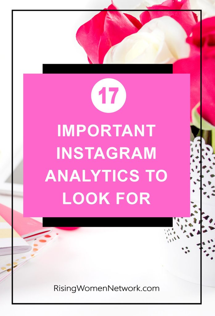 Why You Need Instagram Analytics? Data allows us to make better, smarter decisions for both our businessandour audience.
