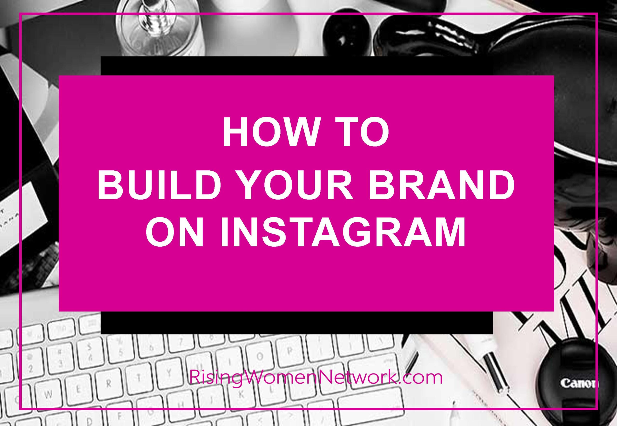 How can you make yourbusiness narrative seen through a consistent, visually appealing brand? Five factors that will ensure your Instagram feed looks great.