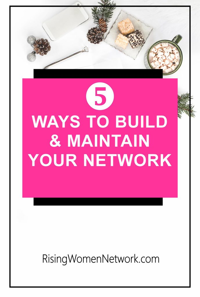 By taking advantage of these 5 networking methods, you can build and maintain your connections in an hour or less each day!