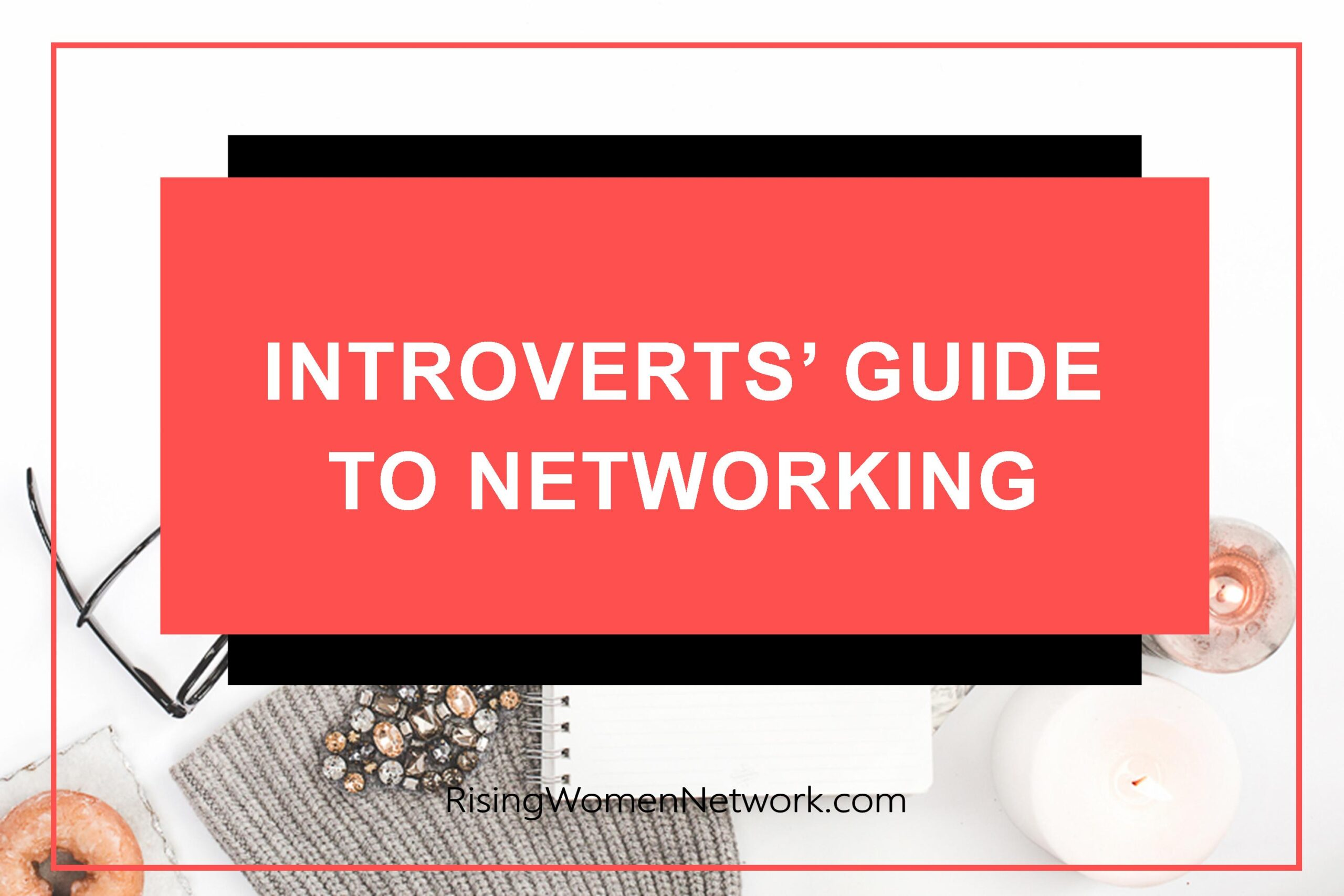 The Introvert's Guide to Networking. For those of us that have a tendency to be a bit of an introvert, this day and age is perfect for networking.
