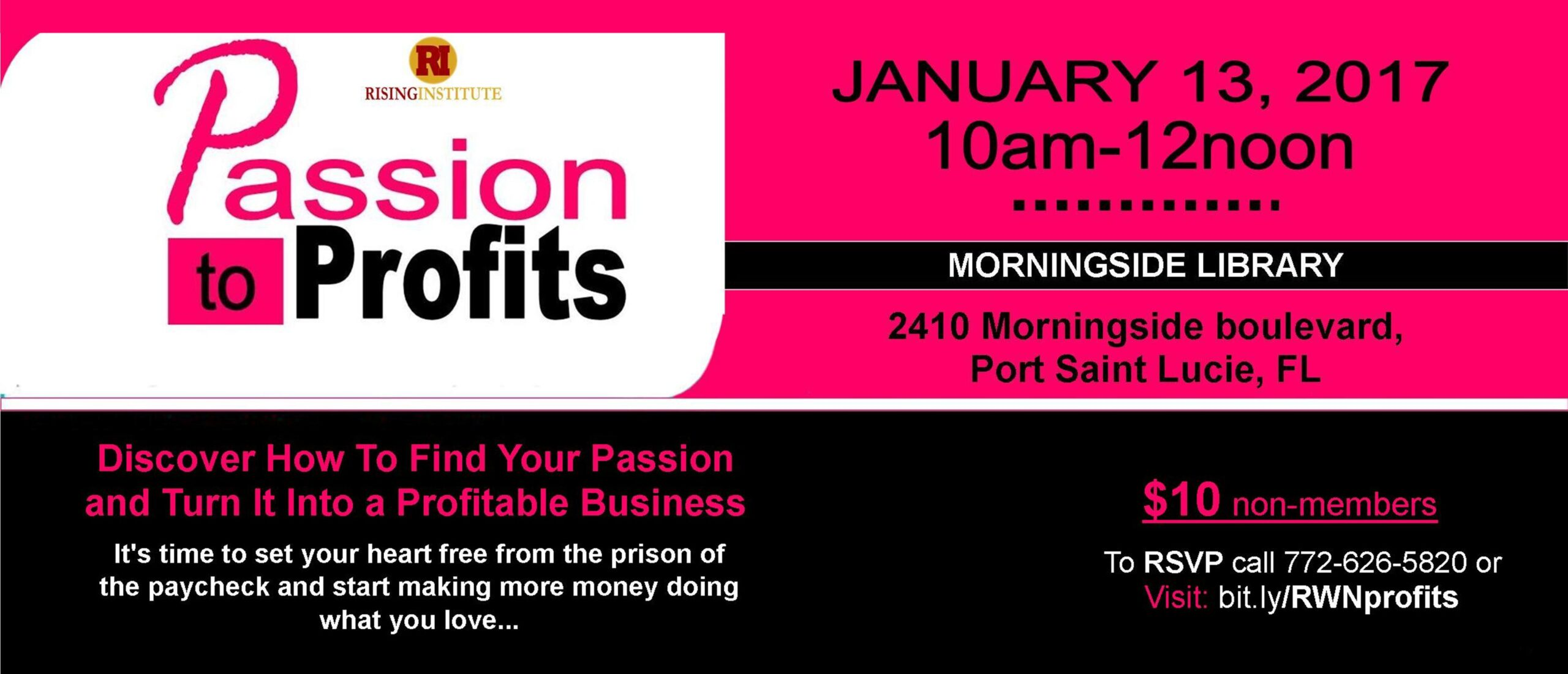 Discover How To Find Your Passion and Turn It Into a Profitable Business