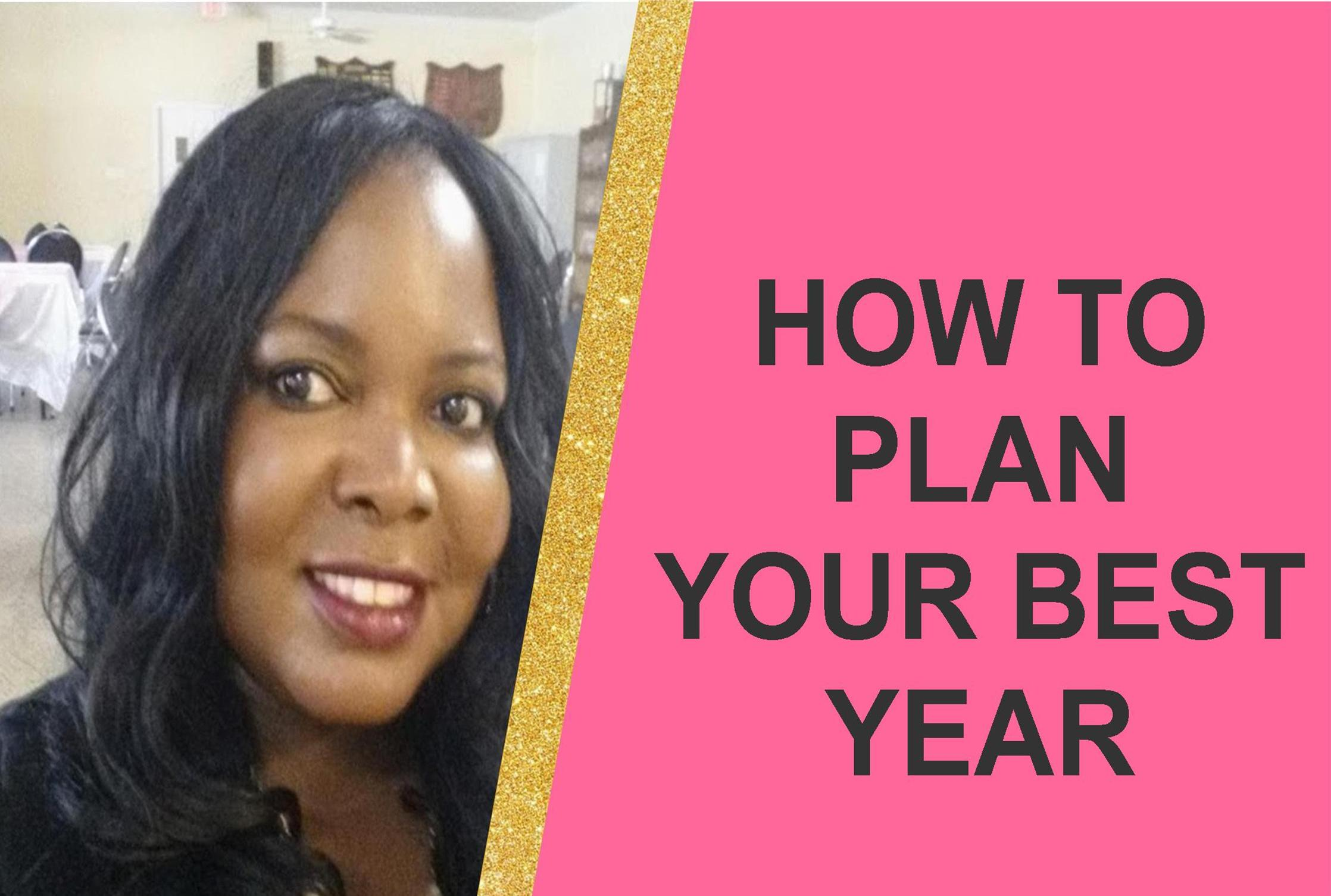 How To Plan Your Best Year