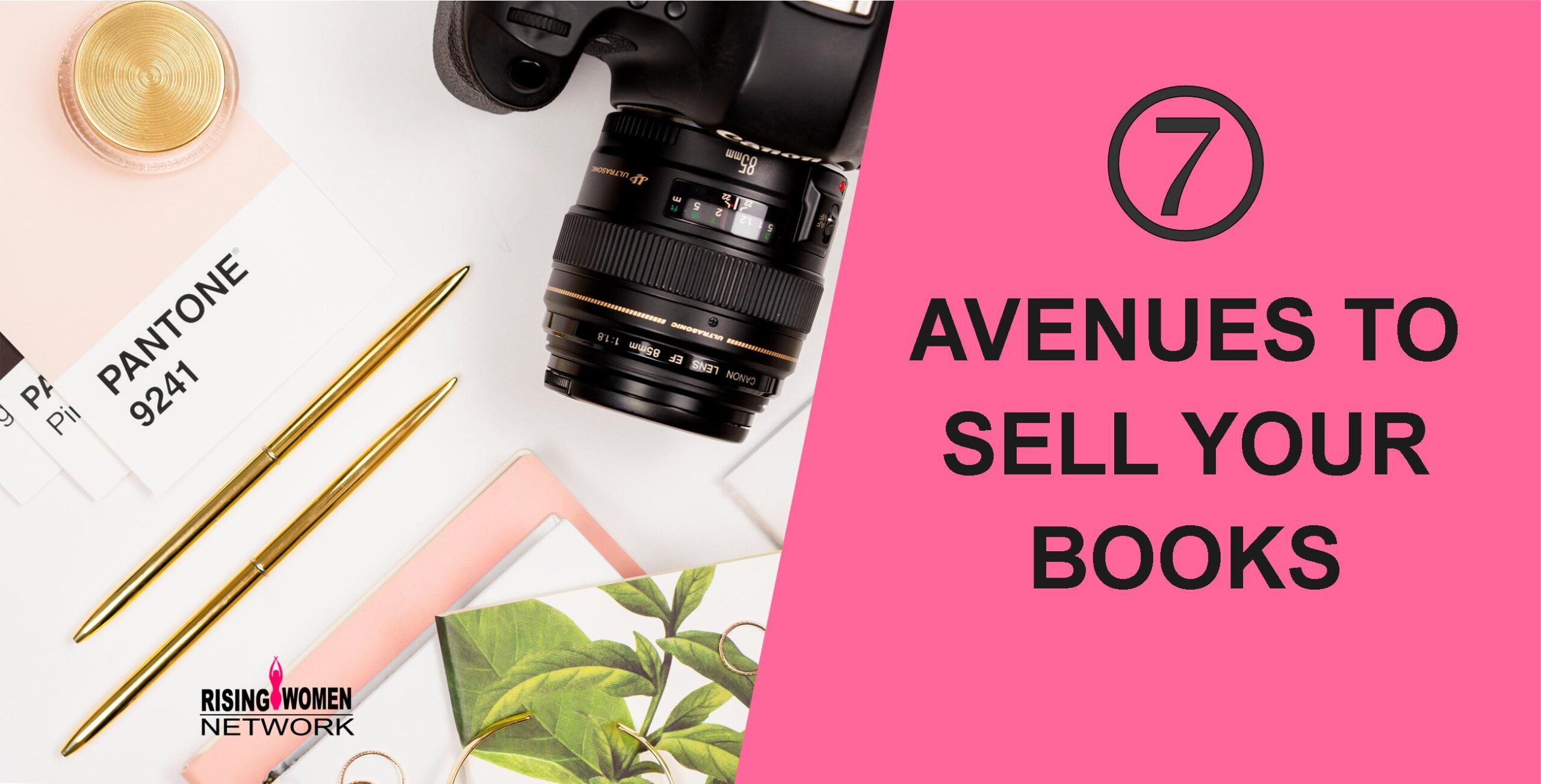 The main thing about selling your books is to be proactive rather than sitting around waiting for something to happen. This is a sure fire way to have nothing happen at all.
