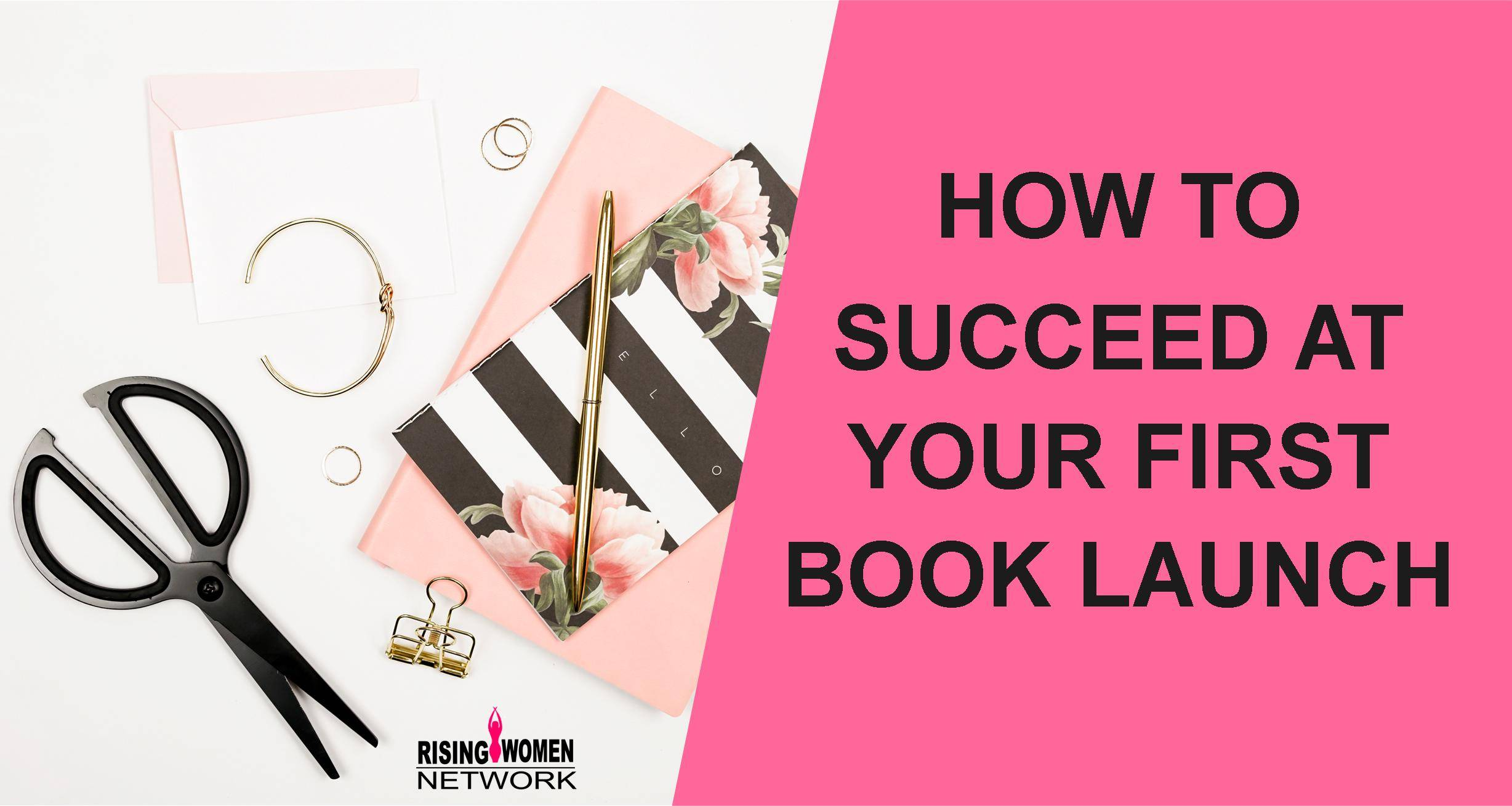 The best thing that I found that worked on my next book launch, was to plan and map it all out — then review afterward to make sure that your next book launch is even more successful.