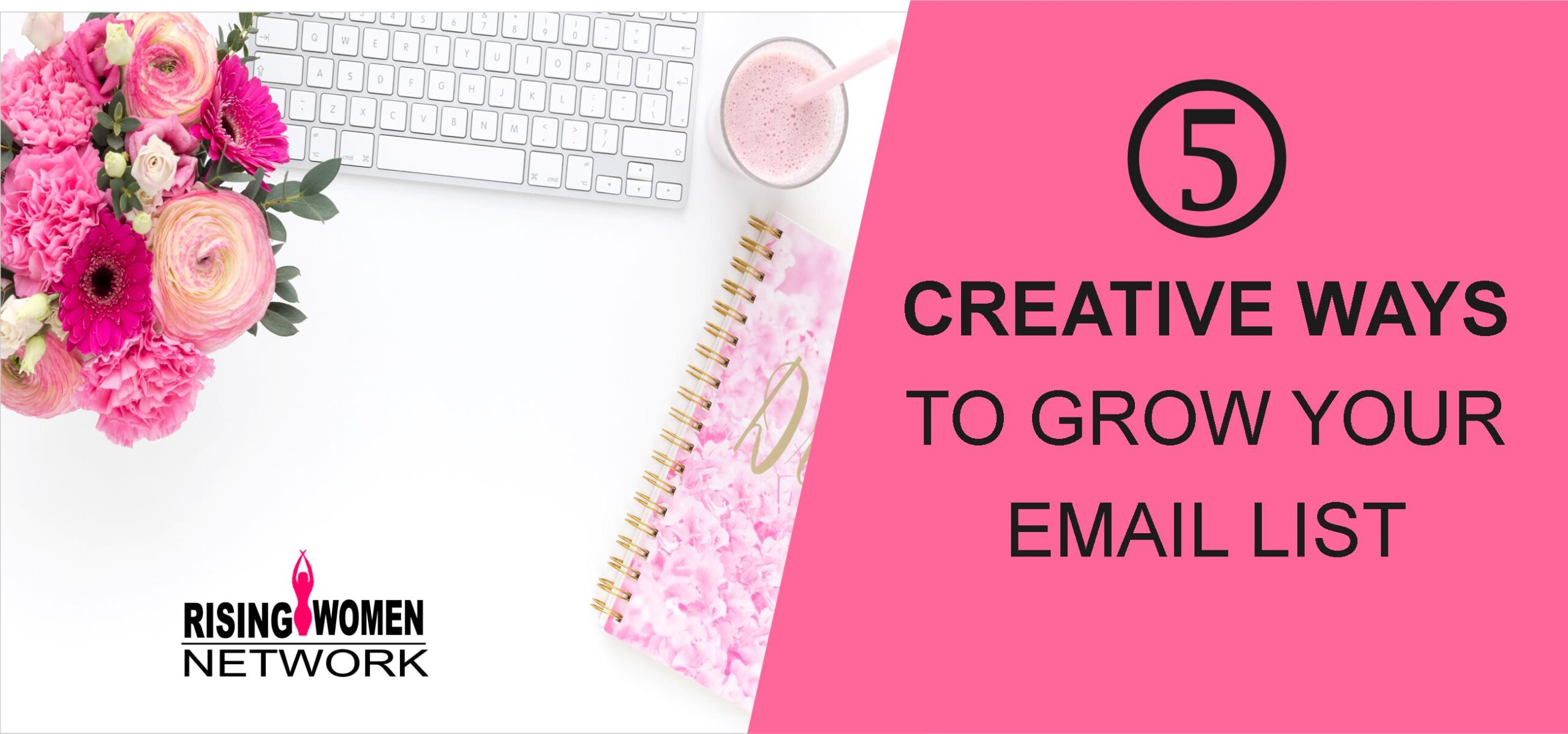 New tools and placement options have made it easier than ever to create an offer that compels blog visitors to share their email address with you. In this article you'lldiscover five unique ways to grow your email list from your blog readers.