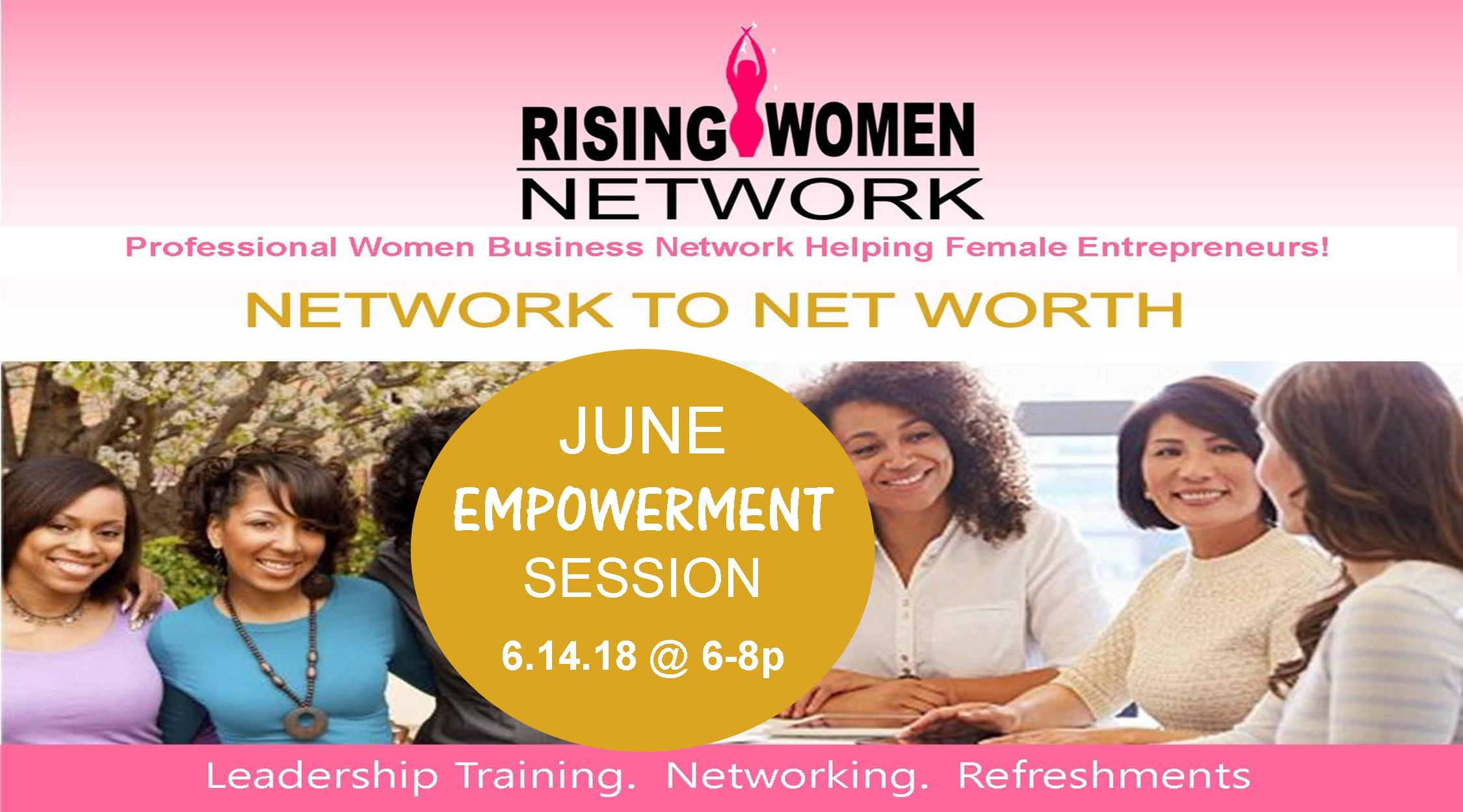 Join Our June Empowerment Session!