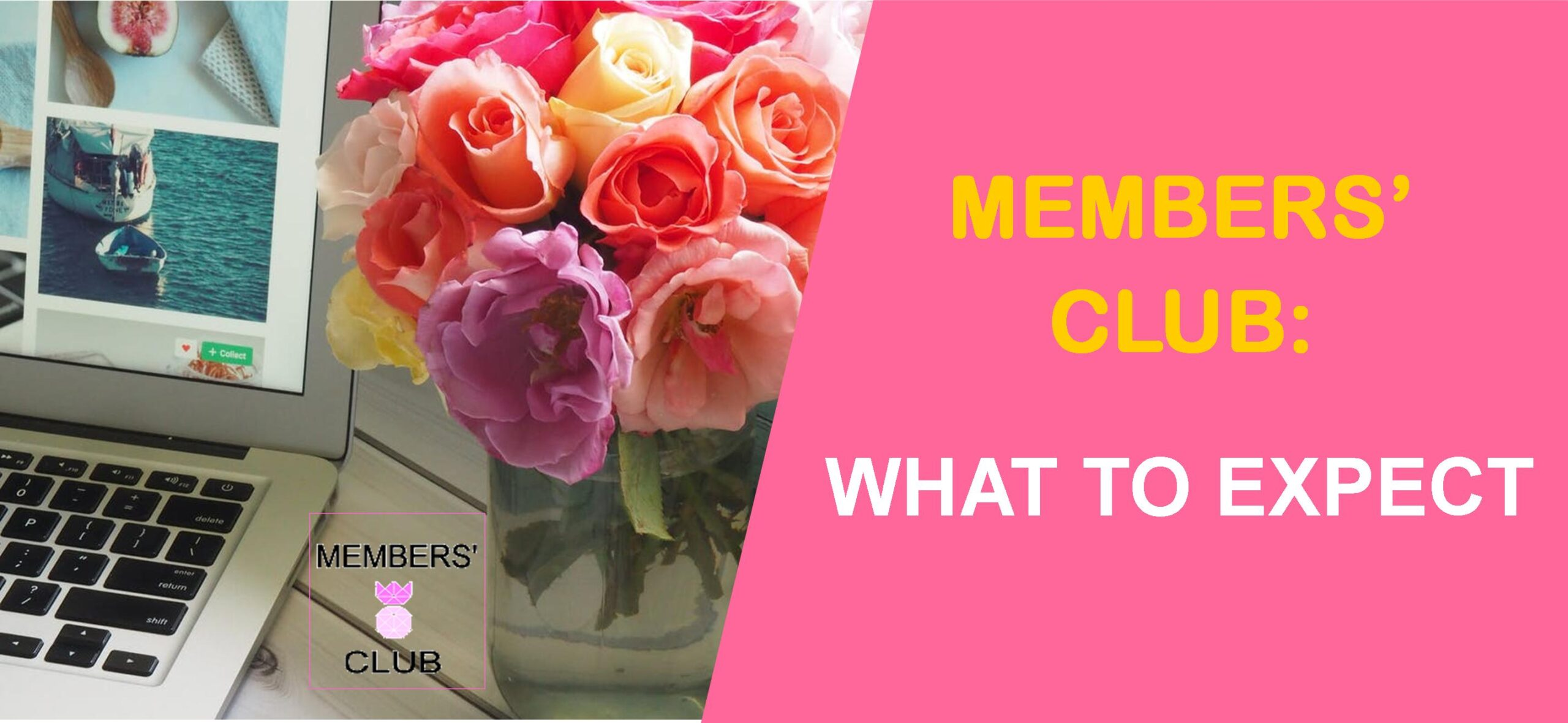 The Members' Club ladies take the strategies they learn inside the club, customize it to fit their businesses, and work hard to create better results.
