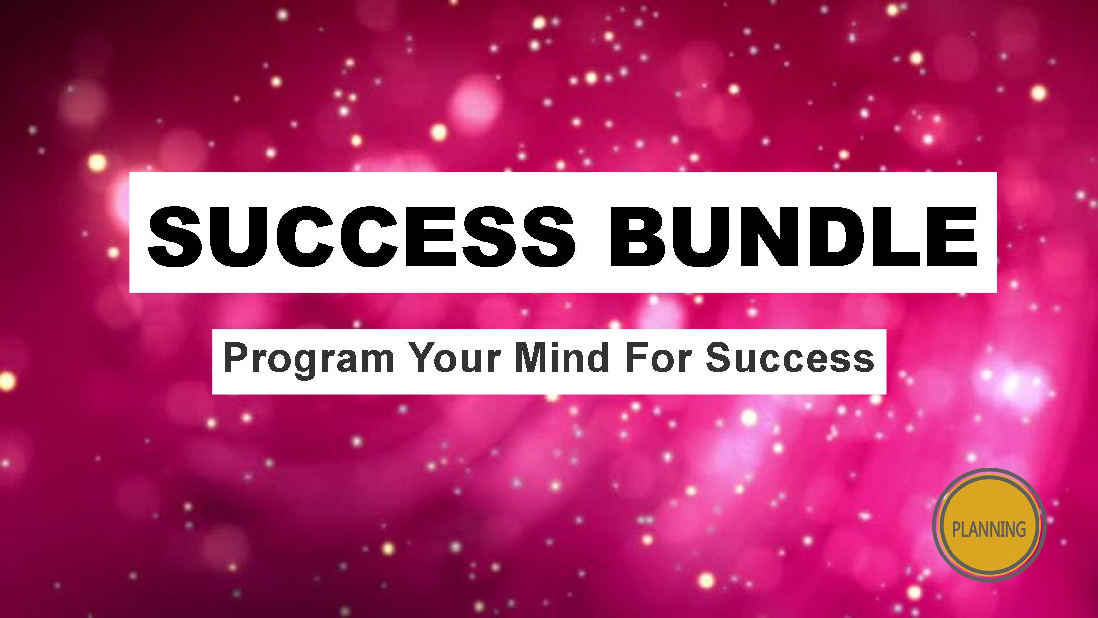 Program Your Mind For Success