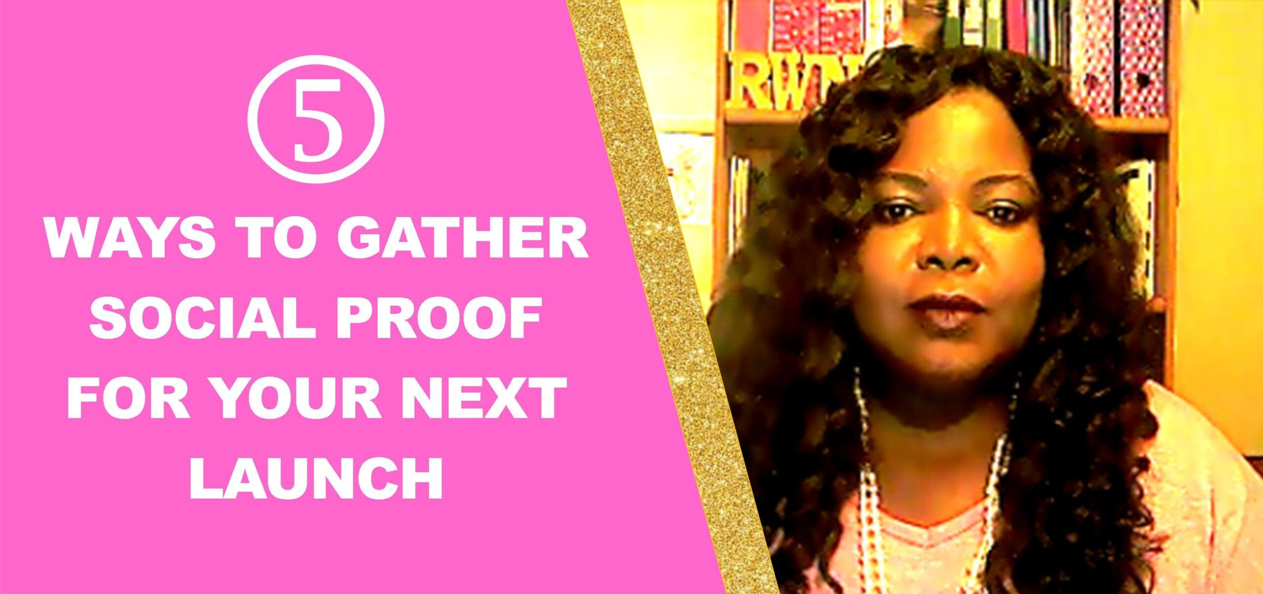 5 Simple Ways to Gather Social Proof Before a Launch