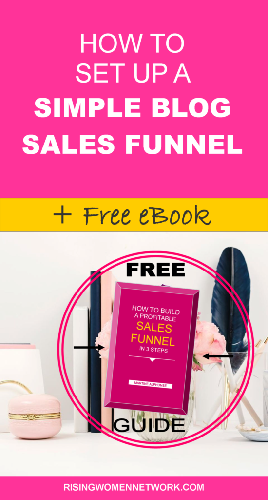 blog sales funnel