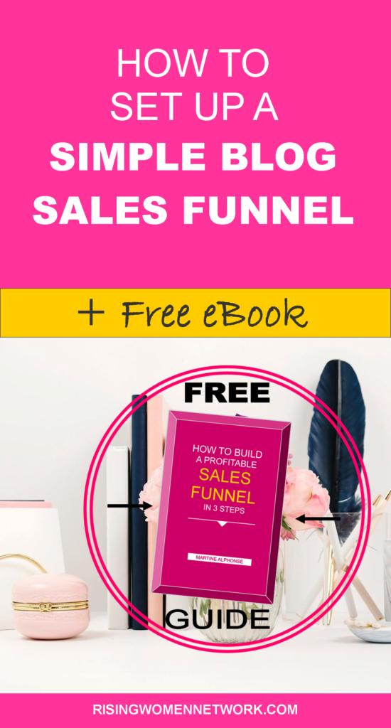 blog sales funnel