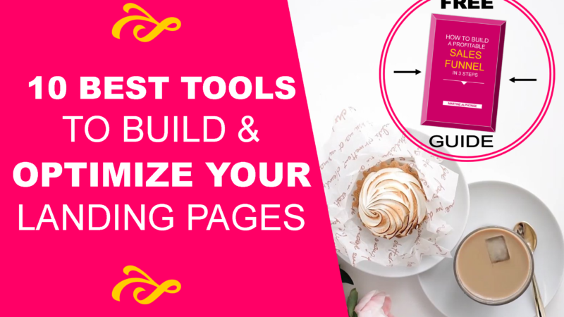 10 Best Landing Page Creation Tools