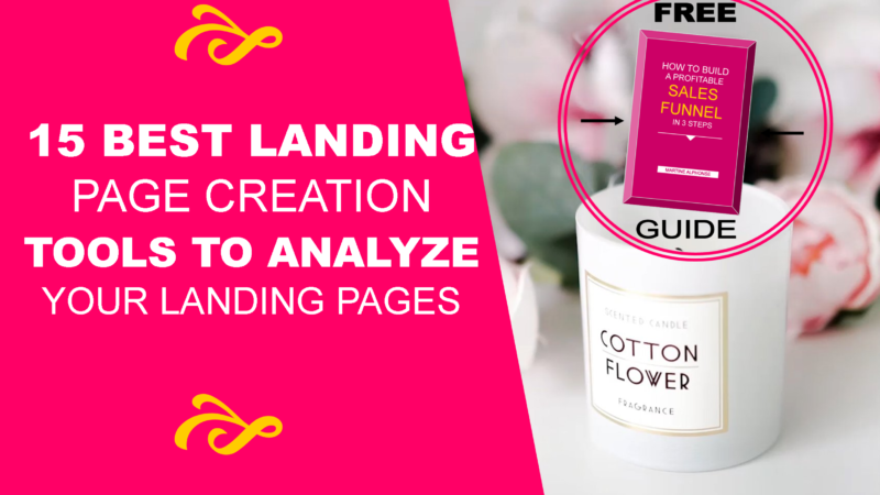 15 Best Tools to Analyze Your Landing Pages